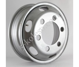 Диск колесный 16X5 1/2 WD7240 5 отверстий x Ø32mm, 146mm ELF/DYNA бескамерка